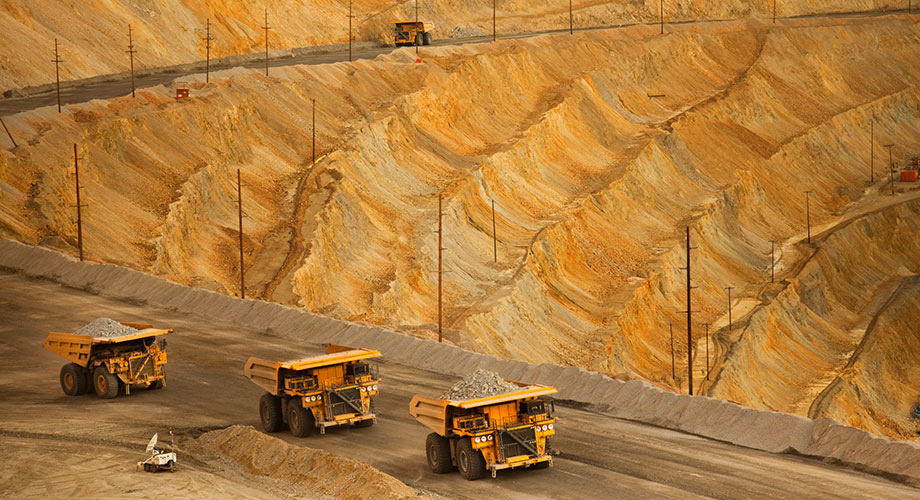 Non-Destructive Testing (NDT)   Mining   SGS USA